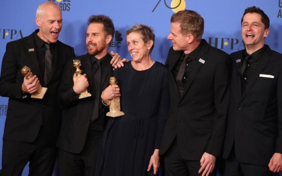 Câștigătorii Golden Globes 2018