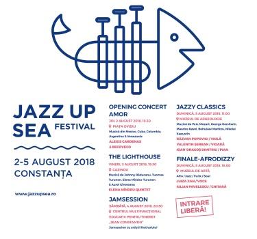 Festival JazzUp Sea la Constanța