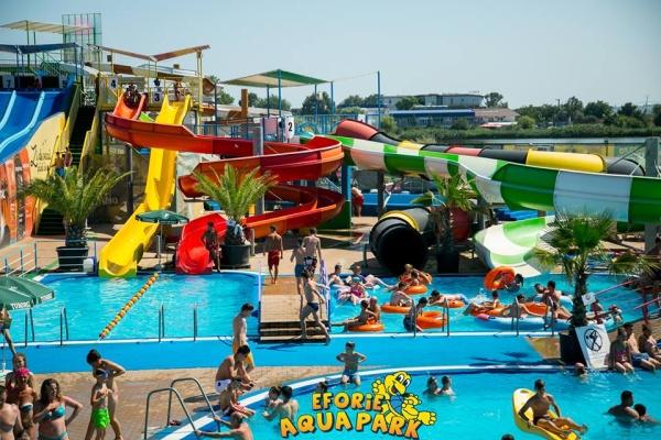 Distracție în siguranță la Eforie Aqua Park