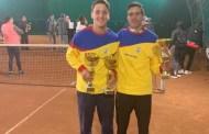Tenismenul constănțean Sebastian Gima, dublu campion național la U18