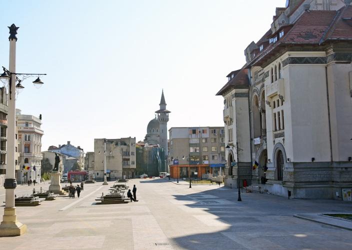 Trafic restricționat pentru Constanța Street Food Festival