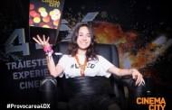 Ai curaj să accepți provocarea 4DX?Drumul de la Comic-Con la Constanța