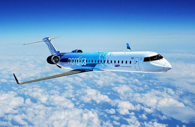 Reluarea zborurilor pe ruta Tallinn-Constanta