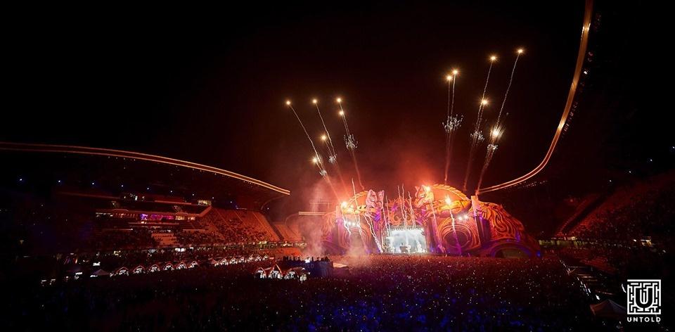 Robbie Williams va urca pe mainstage-ul UNTOLD, duminică, 4 august
