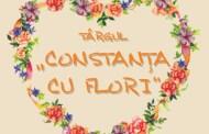 """Culoare și parfum la Târgul """"Constanța cu flori"""""""