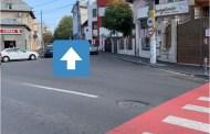 Resistematizare rutieră în zona Flămânda