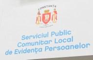 Program special de lucru la evidența populației, de alegeri
