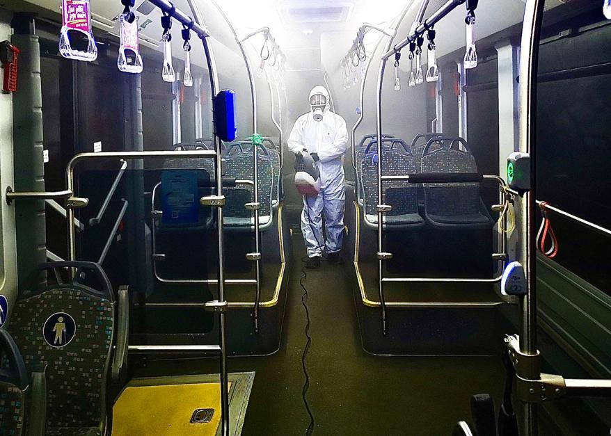 Măsuri de protecție împotriva răspândirii coronavirusului în municipiul Constanța