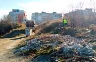 Continuă acțiunile de curățenie a orașului