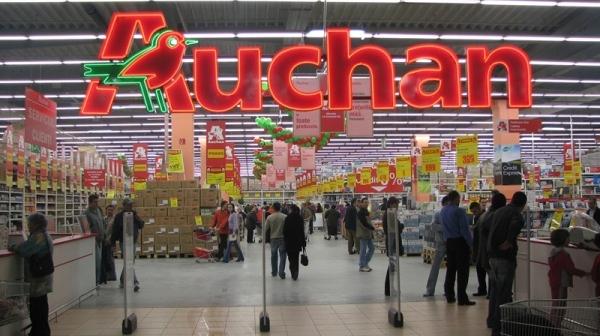 Magazinele Auchan vor avea un program special de funcționare în perioada Sărbătorilor Pascale