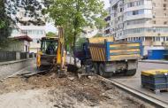 Programul lucrărilor edilitare din luna mai în municipiul Constanța