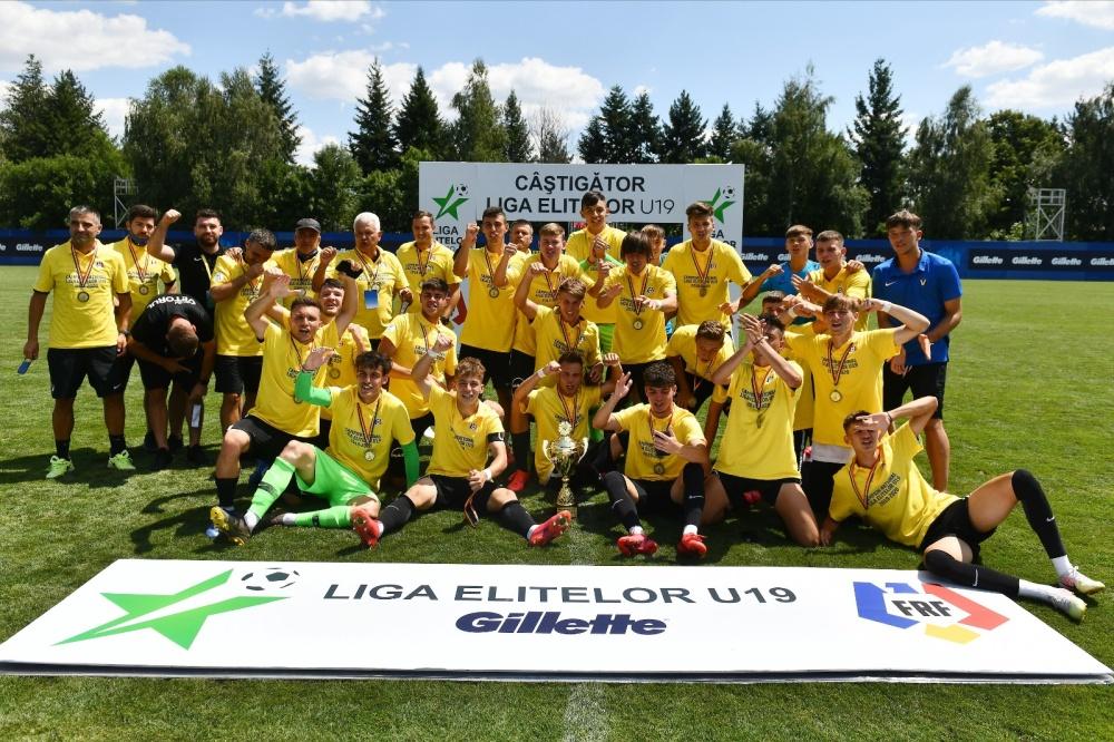 FC Viitorul este Campioana României la U19