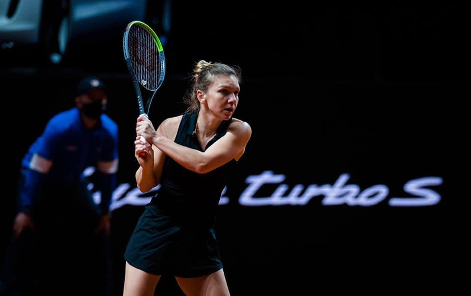Simona Halep s-a calificat în semifinalele de la Stuttgart