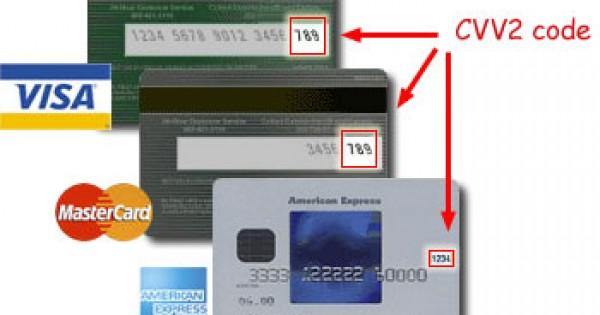 Tutto Sui Codici Di Sicurezza Delle Carte Di Creditodebito