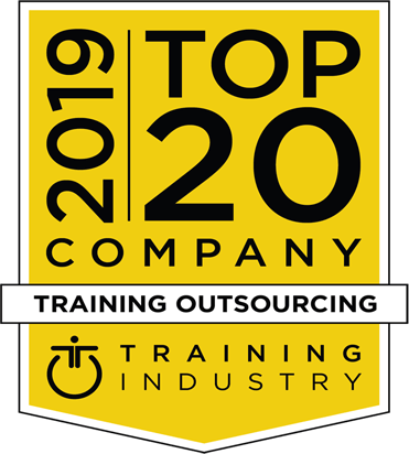 Infopro Learning Recognized as a Top 20 company for Training Outsourcing for the 7th Year in a Row