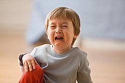 cara menghadapi anak menangis terus