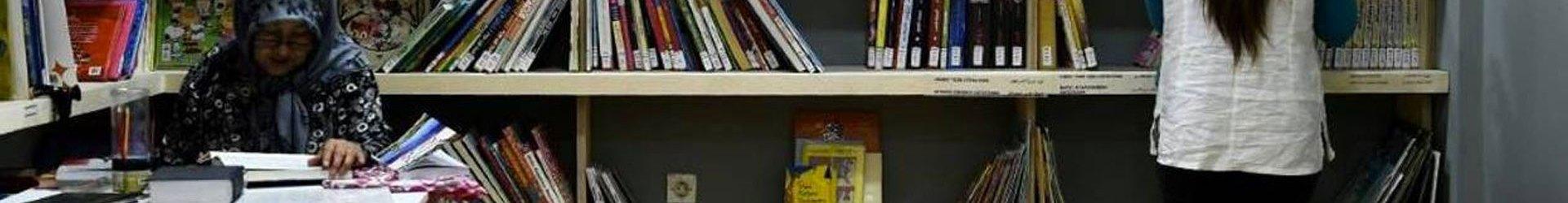We need books – Des livres pour les réfugiés