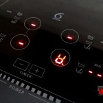 Avertizare lipsa vas sau vas incompatibil plita inductie Whirlpool ACM 847 BA