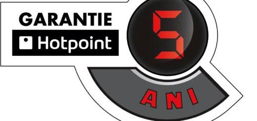 Garantie Hotpoint 5 Ani