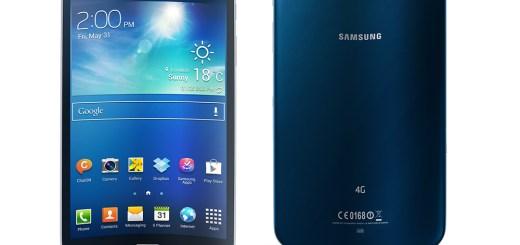 Samsung Galaxy Tab 4 cu ecran curbat