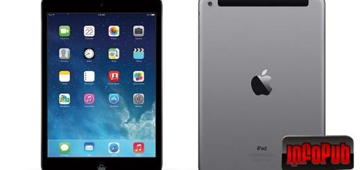 iPad mini cu Ecran Retina