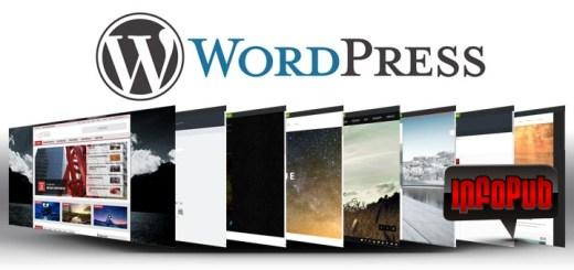 Cele mai bune teme si sabloane site-uri web - WordPress