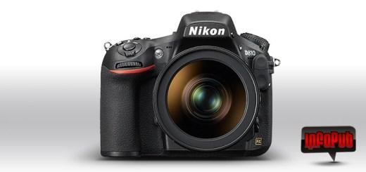 Camera foto Nikon D810
