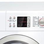 Bosch WAQ28461BY detaliu panou control