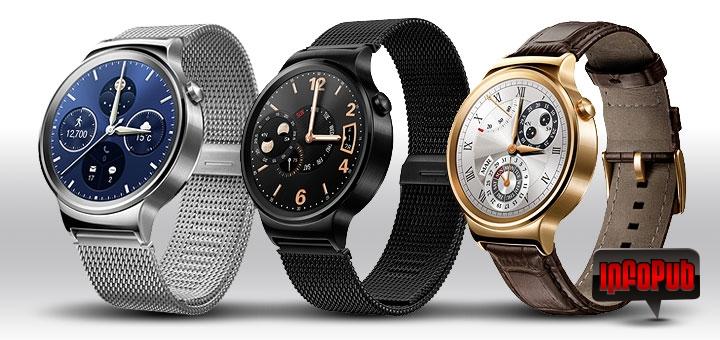 Huawei Watch cel mai bun smartwatch cu Android