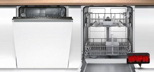 Masina de spalat vase incorporabila Bosch SMV40C10EU