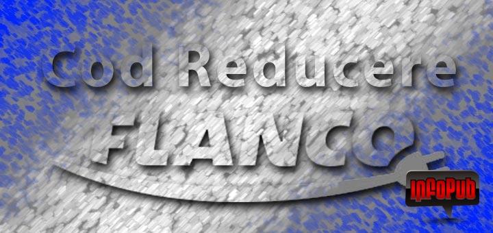 Cod Reducere Flanco la toate produsele