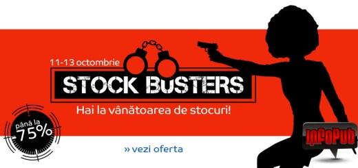 Campania Stock Busters revine la eMag