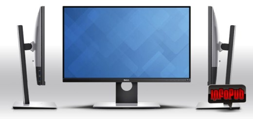 Dell UP2716D monitor 27 LED IPS UltraSharp
