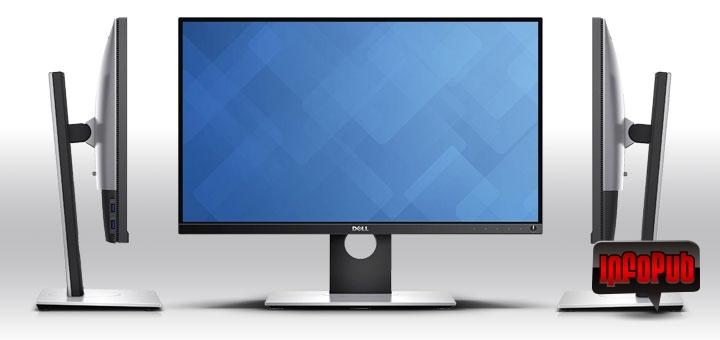 Dell UP2716D monitor 27 LED IPS UltraSharp