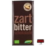 Ciocolata neagra ECO Dennree