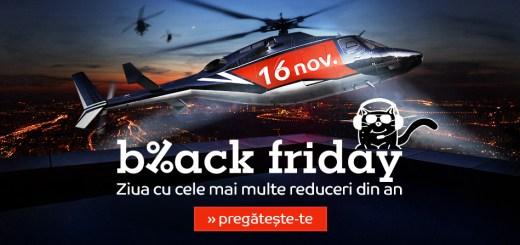 Black Friday este ziua cu vanzari record la eMAG