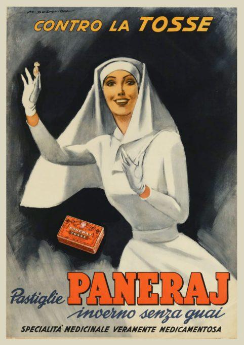 Pastiglie pubblicità anni 50