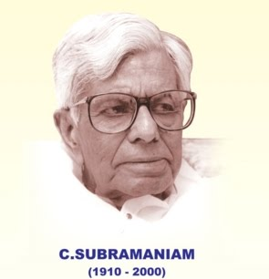 C Subramaniam