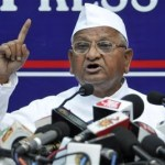 Anna Hazare Tops in  Yahoo Search in the Year 2011