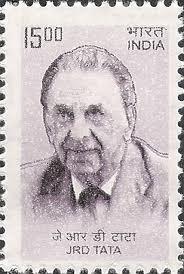 J.R.D.Tata