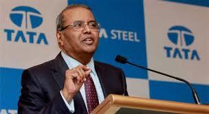 H.M.Nerurkar MD Tata Steel