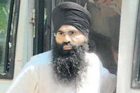 Devinderpal Singh Bhullar in 2013