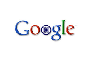 Google-Doodle for India's I - Day 2005