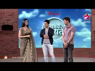 Sridevi in Aamir Khan's 'Satyameva Jeyte' Program