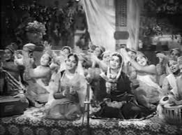 Manna Dey's Song in Barsaat Ki Raat
