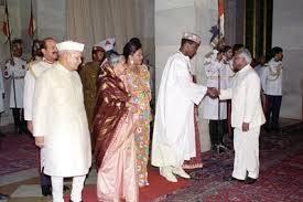 K R Narayanan and Shanker Dayal Sharma