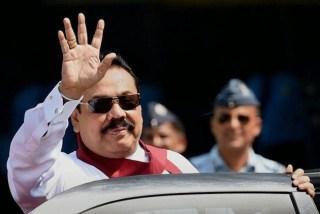 Mahinda Rajapaksa President of Srilanka