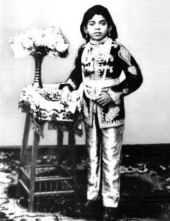 Master Rajendran as Bala Abhimanyu