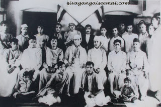 Muthuramalinga Thevar with NSC Bose