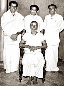 TK Shanmugam and TK Bhagavathi